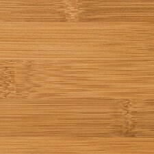 "Signature Naturals 3-5/8"" Bamboo Hardwood Flooring in Caramelized Flat"