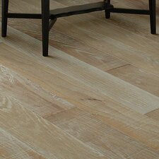 "Antique Walk 6-19/50"" enCore Engineered Hickory Hardwood Flooring in Picket Fence"