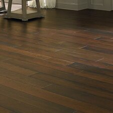 "Antique Walk 6-19/50"" enCore Engineered Hickory Hardwood Flooring in Covered Bridge"