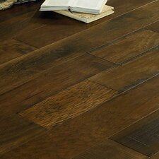 "Antique Walk 6-19/50"" enCore Engineered Hickory Hardwood Flooring in Wagon Wheel"