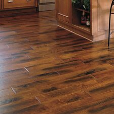 "Eagle Lodge 5"" Engineered Maple Hardwood Flooring in Dark Toast"