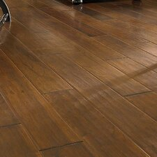 "Casitablanca 5"" Engineered Kupay Hardwood Flooring in Forged Bronze"