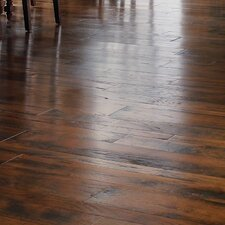 Gnarly Plank II Engineered Oak Hardwood Flooring in Cocoa Beach