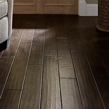 "Casitablanca 5"" Engineered Kupay Hardwood Flooring in Monterrey Gray"