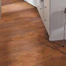 "Hickory Forge 5"" Engineered Hickory Hardwood Flooring in Hammer Glow"