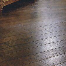 "Dellamano II 6-4/5"" Engineered Hardwood Flooring in Espresso"