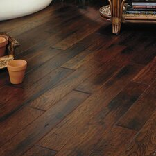 "Eagle Lodge 5"" Engineered Hickory Hardwood Flooring in Salt Creek"