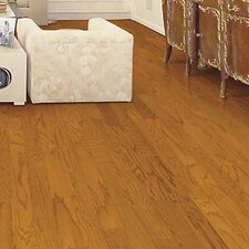 "Monroe 5"" Engineered Oak Hardwood Flooring in Homespun"