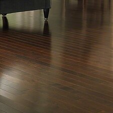 "Hermosa Plank 3"" Engineered Kupay Hardwood Flooring in Henna"