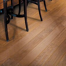 "Hickory Forge 5"" Engineered Hickory Hardwood Flooring in Golden Ore"