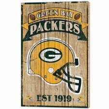 NFL Green Bay Packers Graphic Art
