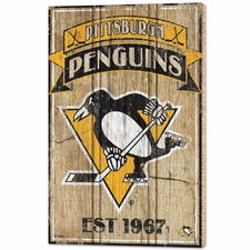 NHL Pittsburgh Penguins Graphic Art