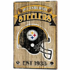 NFL Pittsburgh Steelers Graphic Art