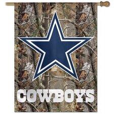NFL Camoflage Flag