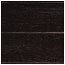 "Bandera 5"" Engineered White Oak Hardwood Flooring in Midnight"