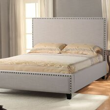 La Jolla Upholstered Platform Bed