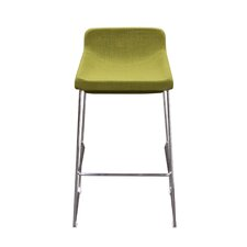 "28"" Bar Stool with Cushion (Set of 2)"