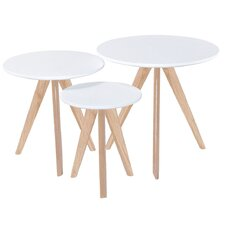 Sprout 3 Piece Nesting Tables
