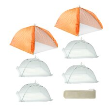 Cabana Style Food Tent Kit (Set of 7)