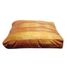 Rectangle Wood Flooring Dog Pillow