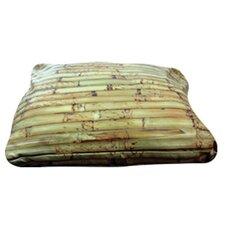 Rectangle Bamboo Dog Pillow