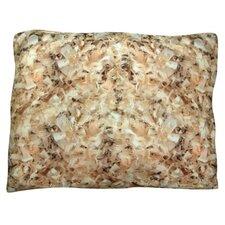 Rectangle Shavings Dog Pillow