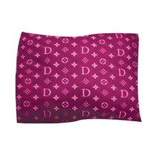 Pink Designer Pet Throw