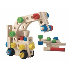 Preschool 60 Piece Construction Play Set