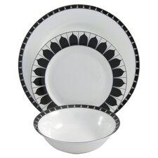 Mozart 12 Piece China Dinnerware Set