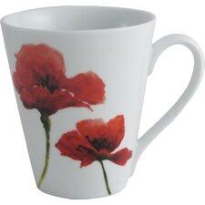 Breeze  Porcelain Mug Set (Set of 4)