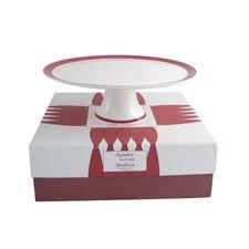 Madison Bone China Footed Cake Stand