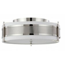 Joel Flush Mount - Energy Star
