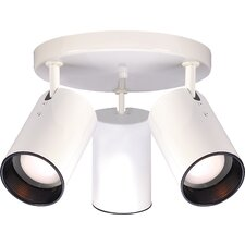 3 Light Semi Flush Mount