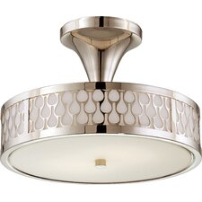 Raindrop 2 Light Flush Mount
