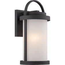 Willis 1 Light Outdoor Wall Lantern