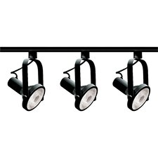 3 Light Full Track Lighting Kit