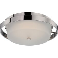 Cirque 1 Light Flush Mount