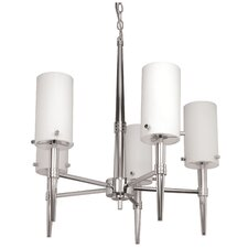 Jet 5 Light Chandelier