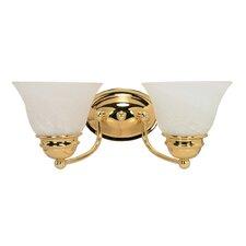 EmpireVanity Light in Polished Brass