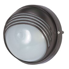 Hood 1 Light Sconce