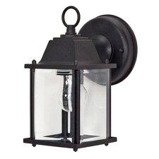 Cube 1 Light Flush Mount