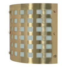 2 Light Energy Star  Wall Sconce