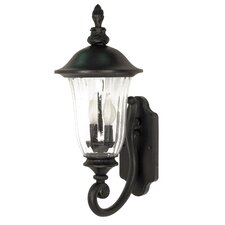 Parisian Outdoor Sconce