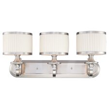 Candice 3 Light Bath Vanity Light