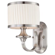 Candice 1 Light Bath Vanity Light