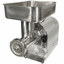 PRO-series #8 Commercial Grade 0.5 HP Electric Meat Grinder and Sausage Stuffer