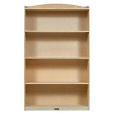 "Single-Sided 60"" Bookcase"