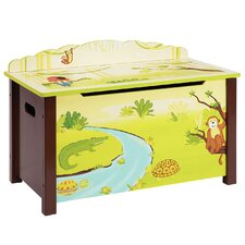 Jungle Party Toy Box