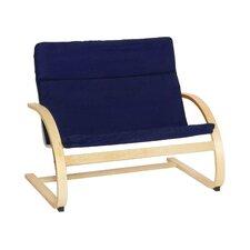 Nordic Kids Cotton Rocking Chair