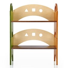 """See and Store Stacking 24"""" Bookshelf"""